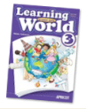テキスト Learning World - Book 3